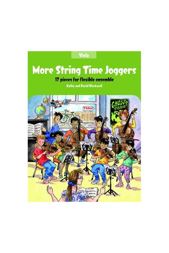 More String Time Joggers...