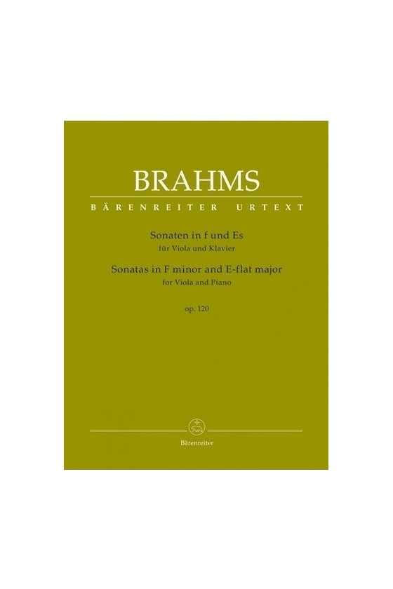 Sonatas in F min & Eb Op...