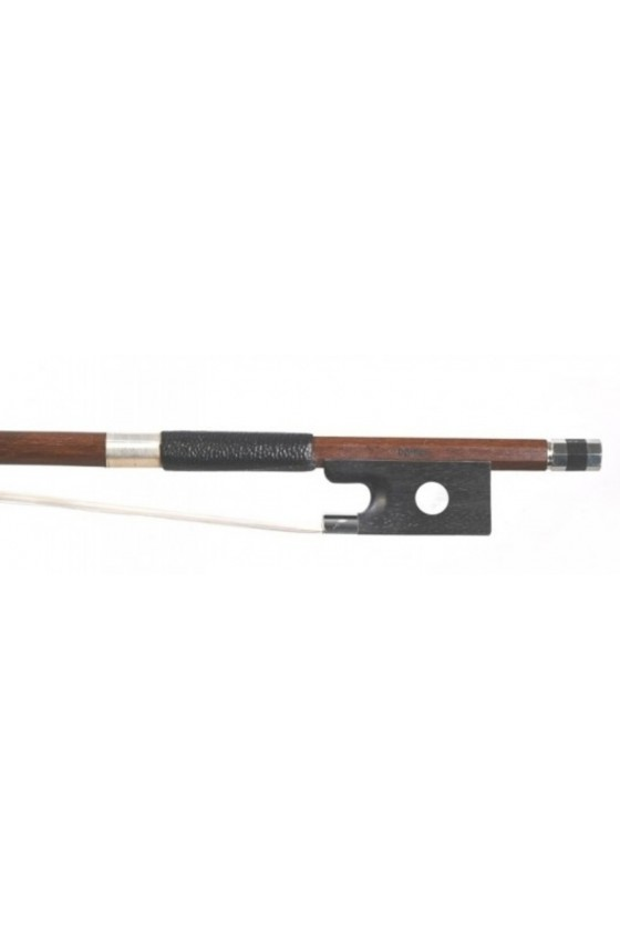 Dorfler Violin Bow - 6 Brazilwood - Basic - Round