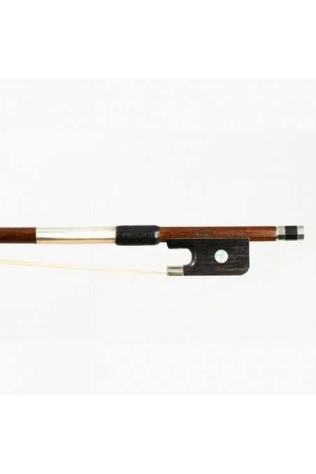 Doerfler Viola Bow - 6 Brazilwood - Round