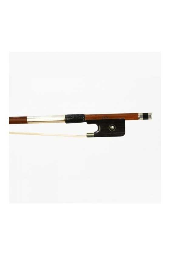 Dorfler Viola Bow - 8 Brazilwood - Nickel Silver