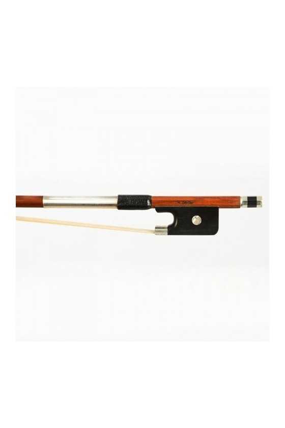 Dorfler Viola Bow - 15 Pernambuco Wood - Basic Bow - Round