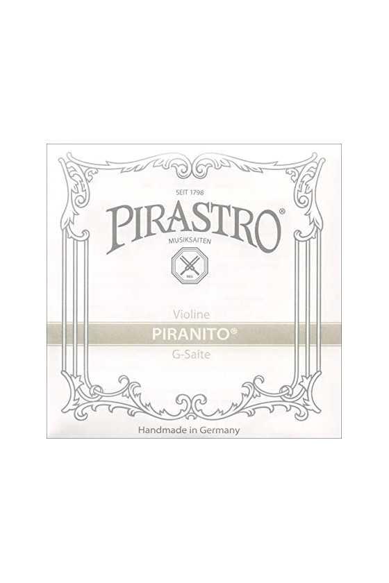 Pirastro Piranito G Violin String