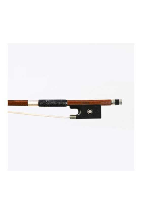 Dorfler Violin Bow - 10 Brazilwood - Nickel Silver