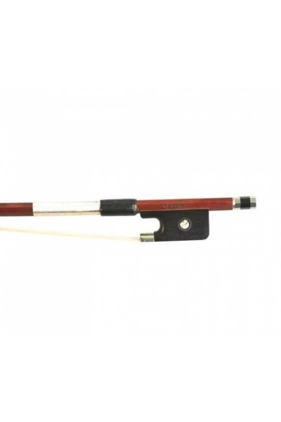 Dorfler Viola Bow - 19a Pernambuco Wood - Master Bow - Octagonal