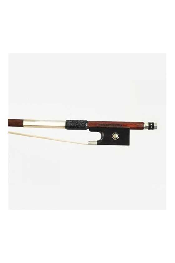 Dorfler Violin Bow - 21a Pernambuco Wood - Genuine Silver Trimming - Master Bow - Octagonal