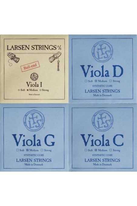 Larsen String Set For Viola