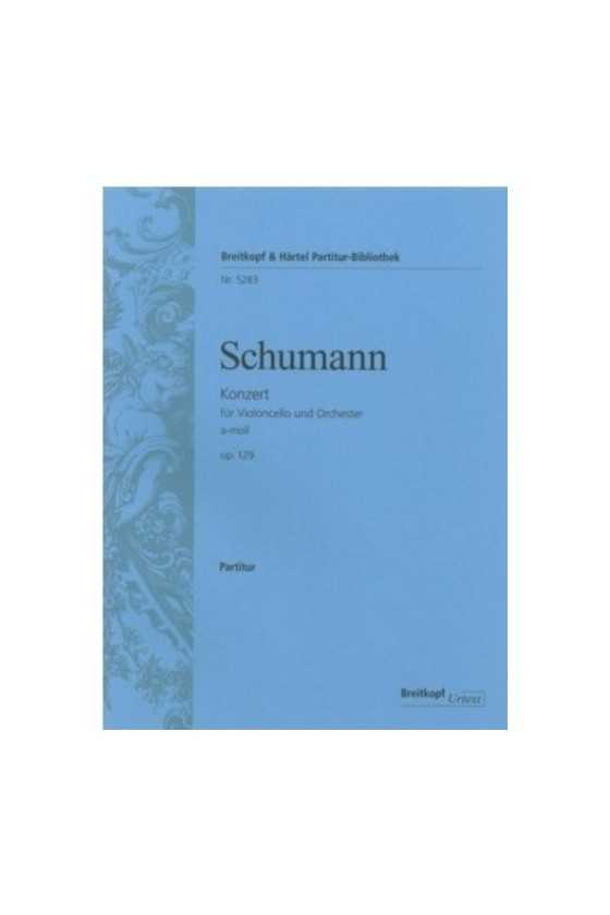 Schumann, Concerto for...