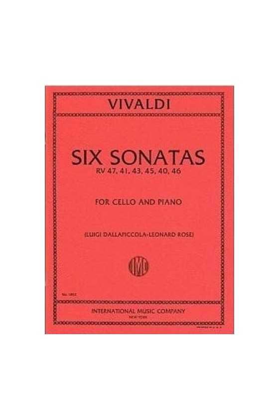 Vivaldi Six Sonatas For...