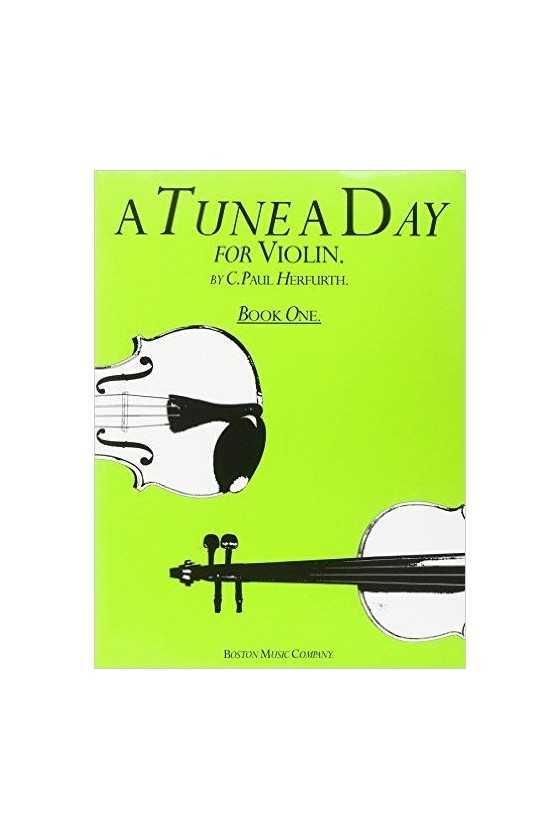 A Tune A Day for Violin Bk1