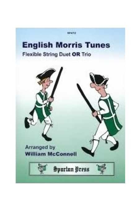 English Morris Tunes Arr. McConnell
