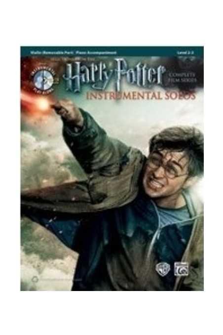 Harry Potter Instrumental Solos (Level 2-3)