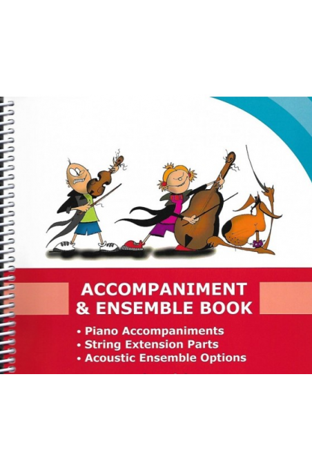 Encore on Strings Accompaniment and Ensemble Book Level 1