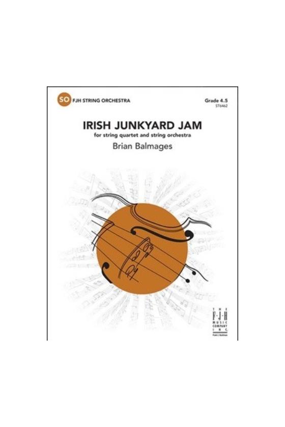 Irish Junkyard Jam (FJH)