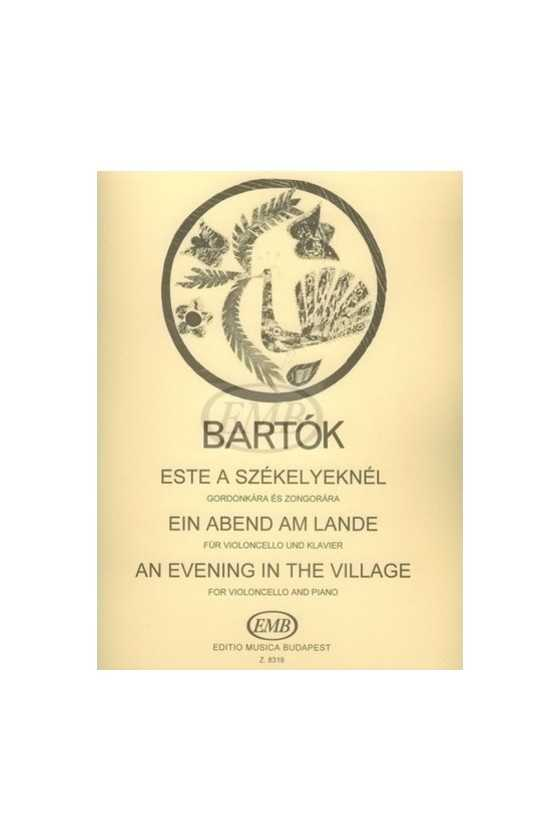 Bartok, An Evening in the...