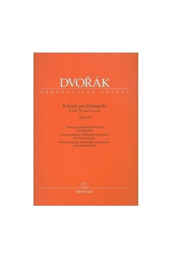 Dvorak, Concerto In B Minor...