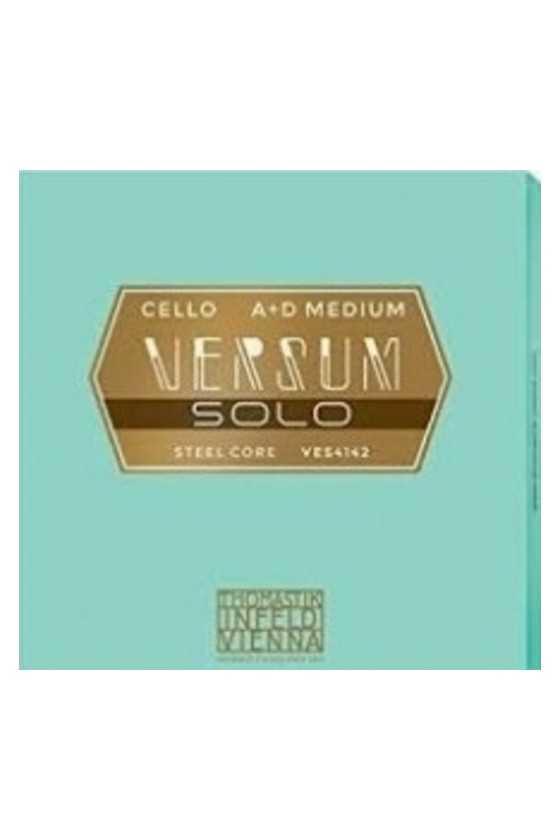 Versum Solo A String for Cello