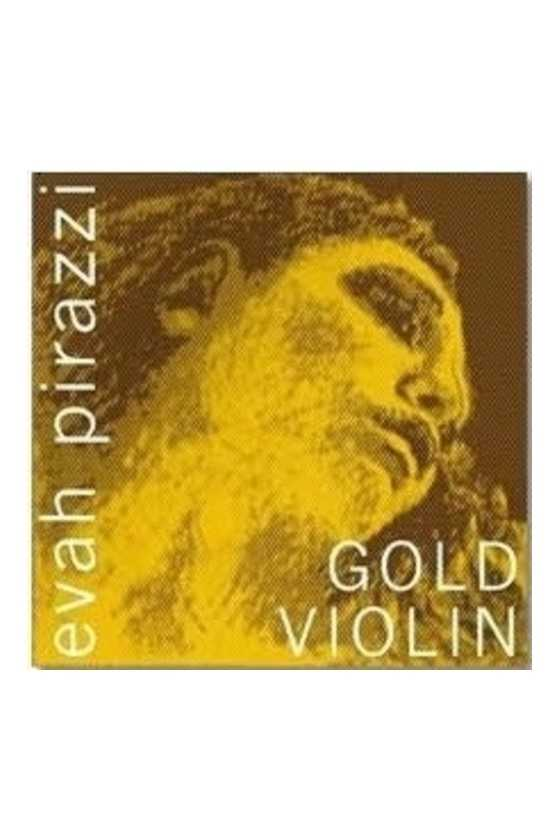 4/4 Evah Pirazzi Gold...