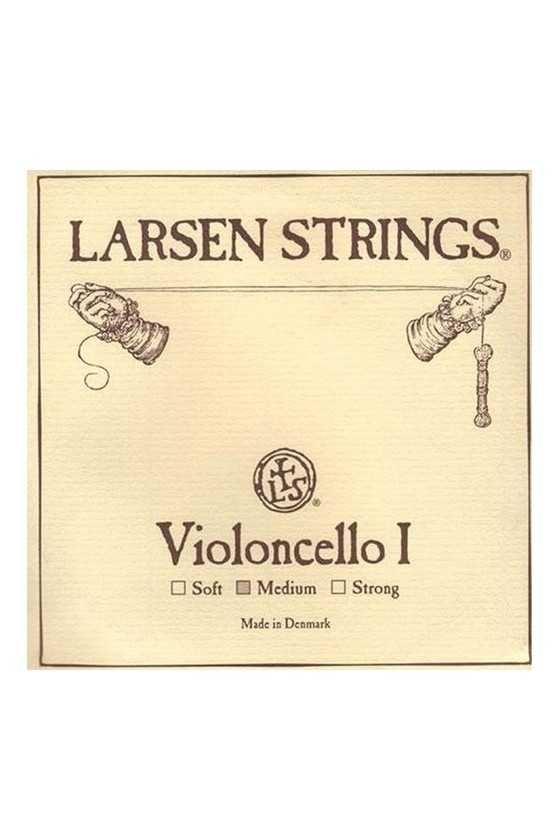 1/2 Larsen Cello Strings Set