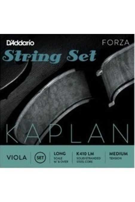 """16-16.5"""" Kaplan Forze Viola String Set"""