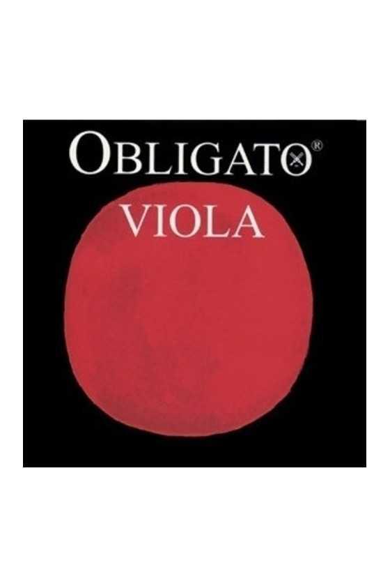 Obligato A String for Viola