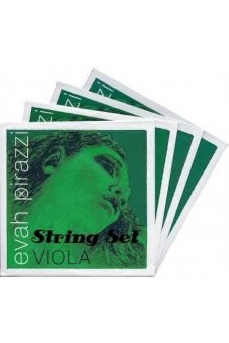 1/4-1/8 Evah Pirazzi Violin String Set