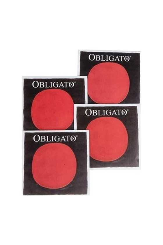 4/4 Obligato Violin Strings...