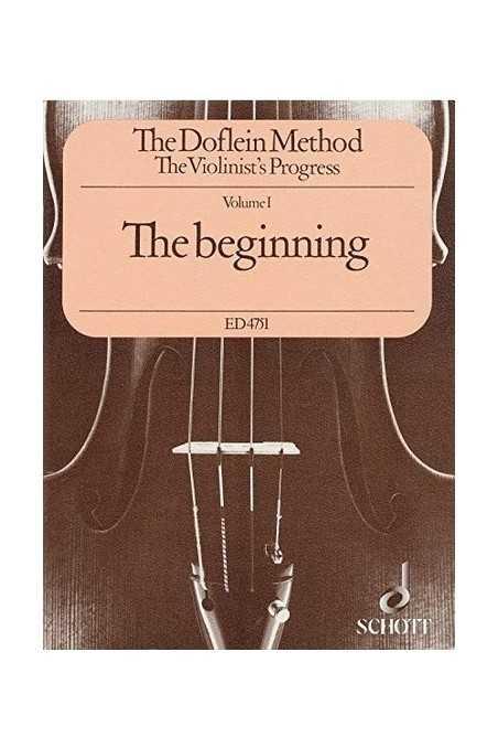 The Doflein Method Volume 1 (Schott)