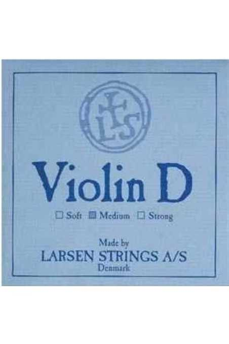 Larsen Original Violin D String