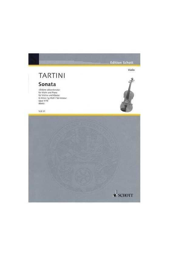 Tartini, Sonata Op.1 No.10...