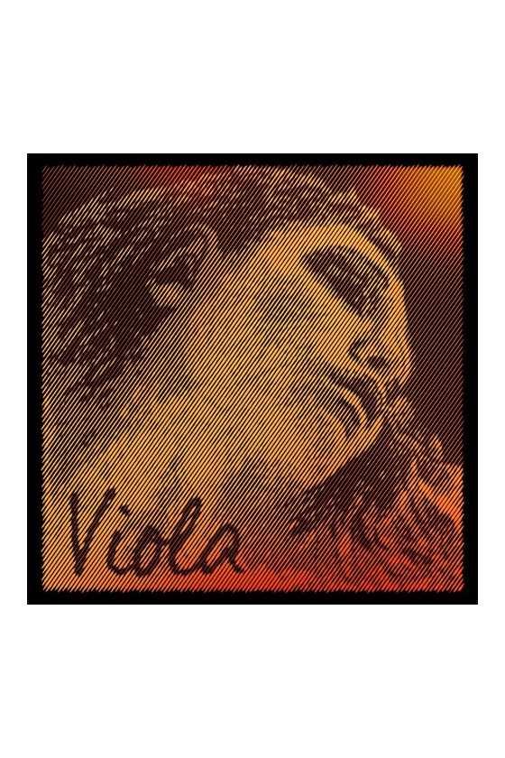 Evah Pirazzi Gold Viola D...