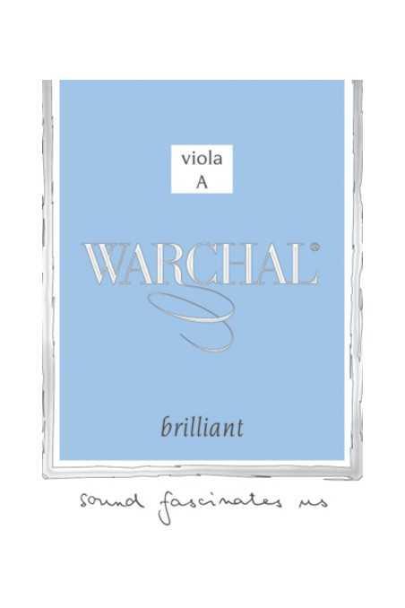 Warchal Brilliant Viola Strings Set