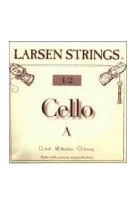 Larsen A 1/2 size Cello...
