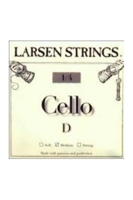 Larsen D 1/2 size Cello...
