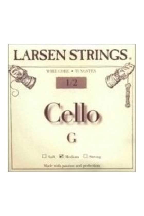 Larsen G 1/2 size Cello...
