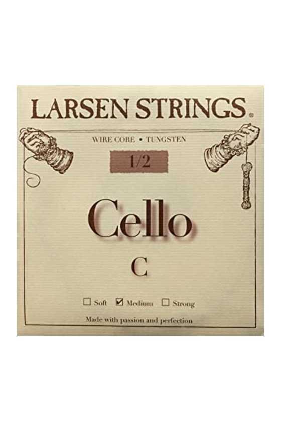 Larsen C 1/2 size Cello...