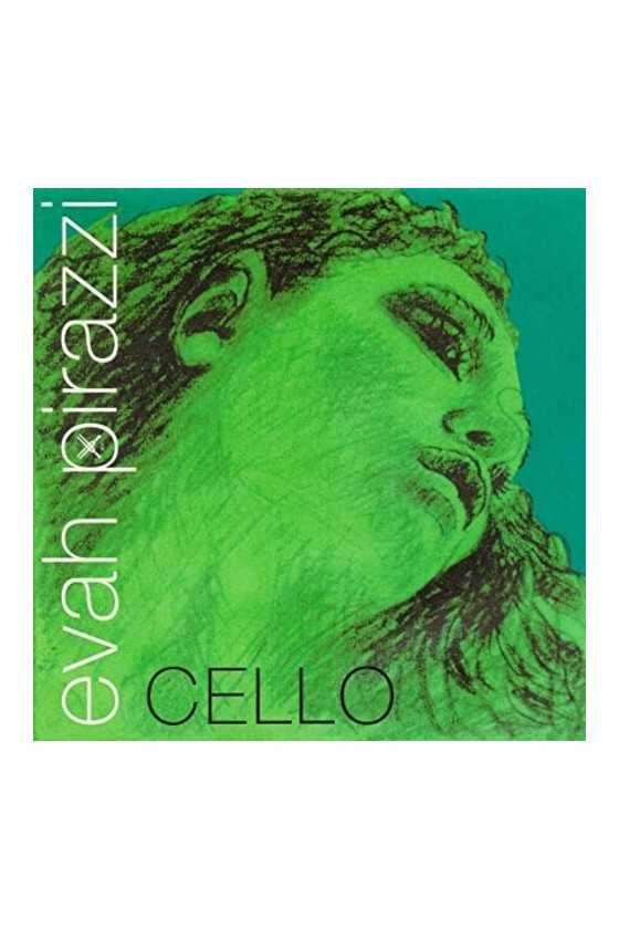 1/2- 3/4 Evah Pirazzi Cello...