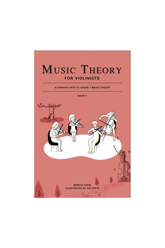 Music Theory For Violinists...