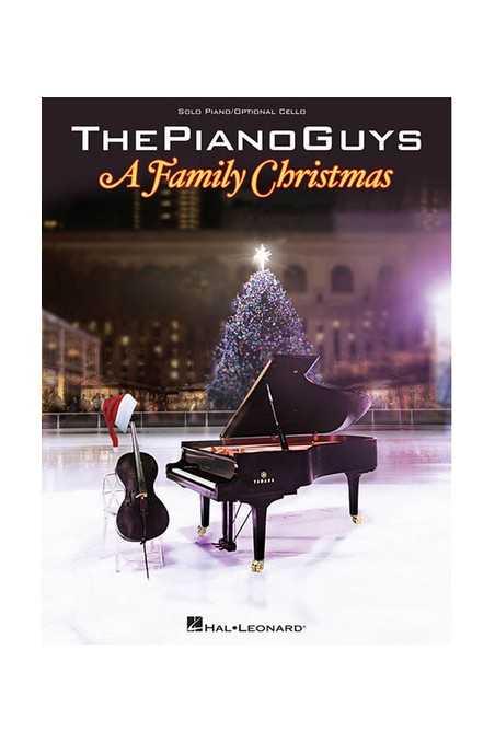 The Piano Guys- A Family Christmas (Hal Leonard)