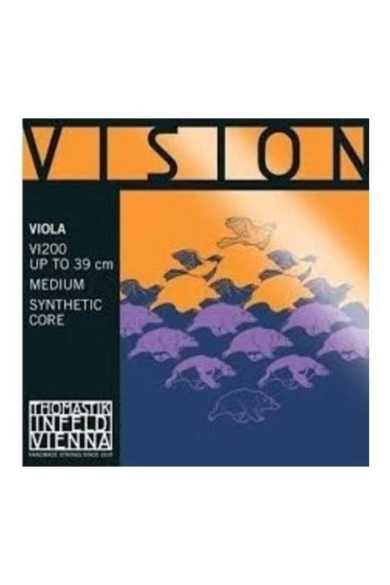 Vision Viola Strings Set