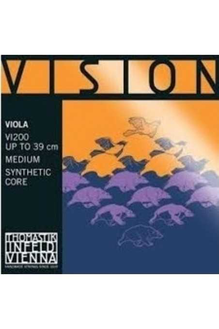 Vision Viola Strings Set