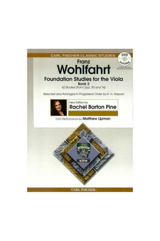 Wohlfahrt 60 Studies Op. 45...