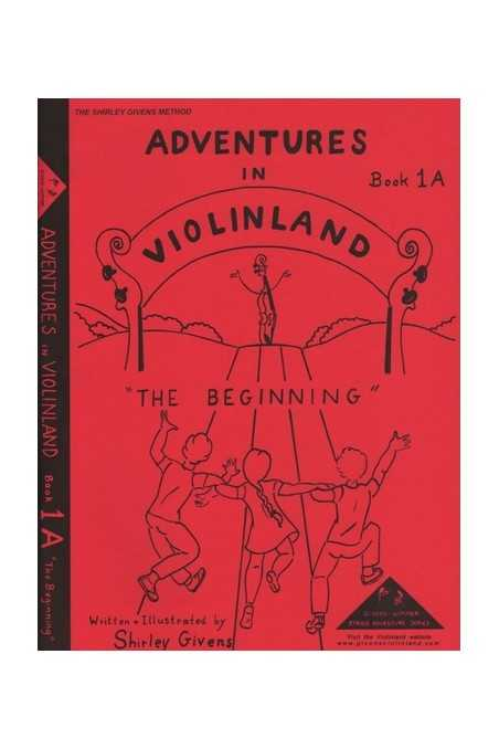 Adventures In Violinland 1A