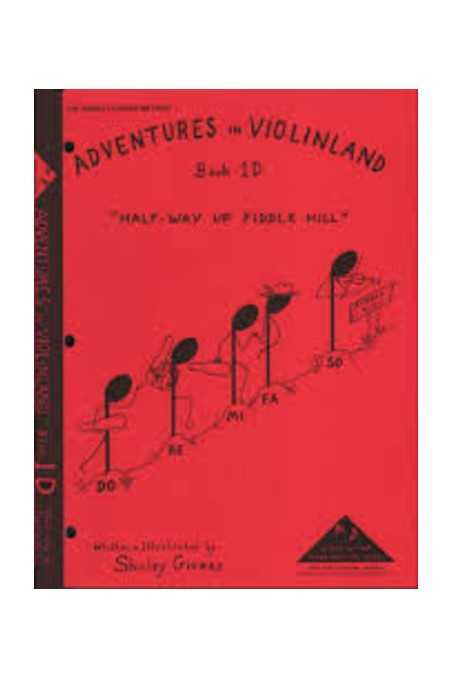 Adventures In Violinland 1D
