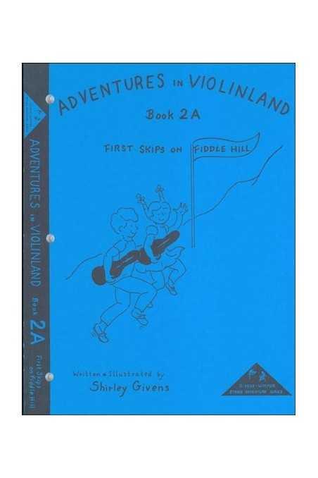 Adventures In Violinland 2A