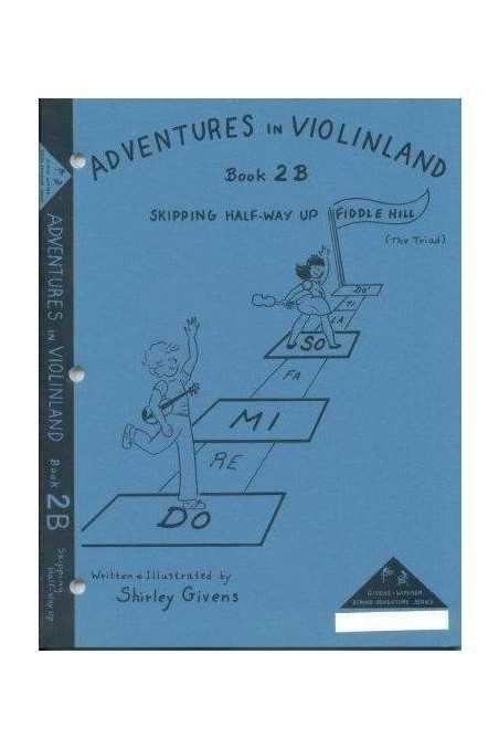 Adventures In Violinland 2B