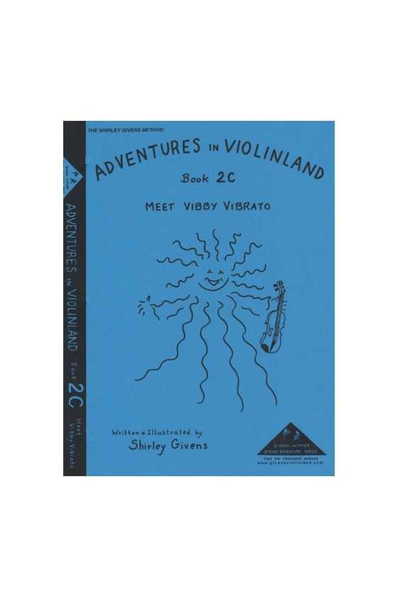 Adventures In Violinland 2c