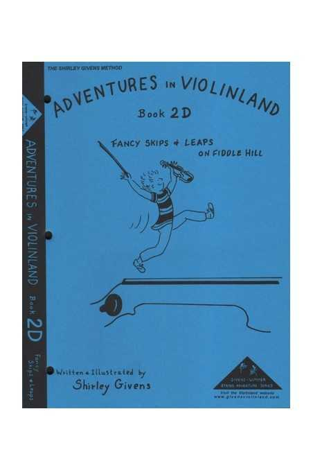 Adventures In Violinland 2D