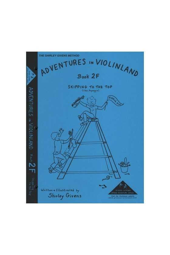 Adventures In Violinland 2F