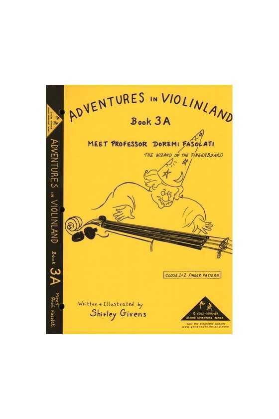Adventures In Violinland 3A
